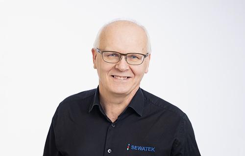 Sewatek avainasiakaspäällikkö Peter Karlsson
