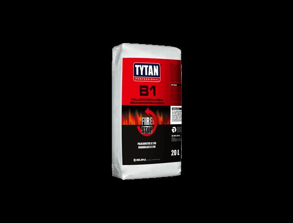 Tytan B1 palokipsimassa